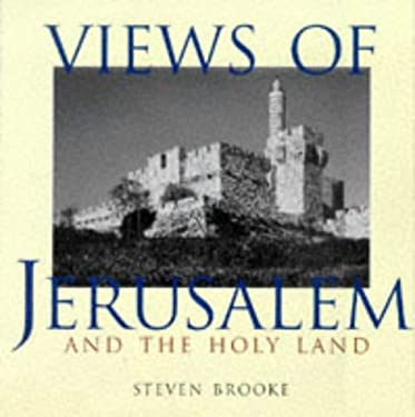 Views of Jerusalem and the Holy Land 9780847819959