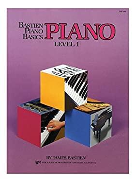WP201 - Bastien Piano Basics Piano Level 1 9780849752667