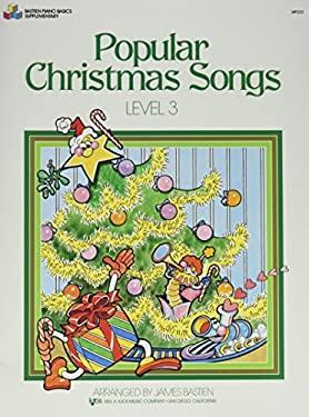 WP223 - Popular Christmas Songs Level 3 - Bastien