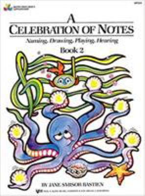 WP254 - A Celebration of Notes - Book 2