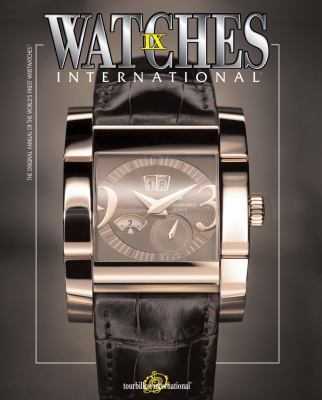 Watches International, Volume IX 9780847831241