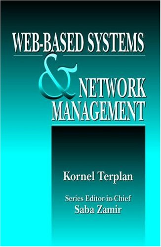 Web-Based Systems and Network Management 9780849395987
