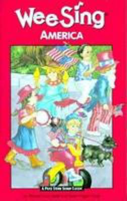 Wee Sing America, (Book & Cassette) [With Book] 9780843137996