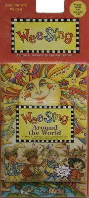 Wee Sing Around the World [With CD (Audio)] 9780843120059