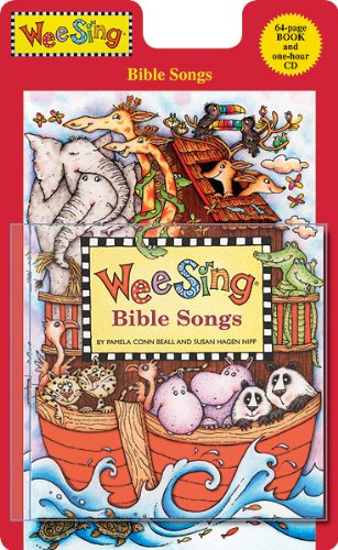 Wee Sing Bible Songs [With CD (Audio)] 9780843113006