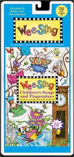Wee Sing Children's Songs and Fingerplays [With CD] 9780843113624