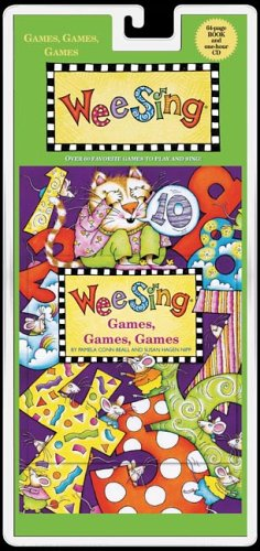 Wee Sing Games, Games, Games [With One-Hour CD] 9780843120356