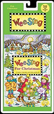 Wee Sing for Christmas [With Book] 9780843115802