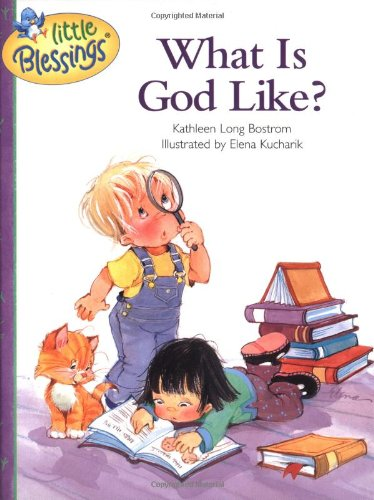 What is God Like? 9780842351188