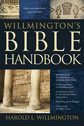Willmington's Bible Handbook 9780842381741
