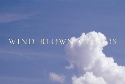 Wind Blown Clouds: Mini 9780847827114