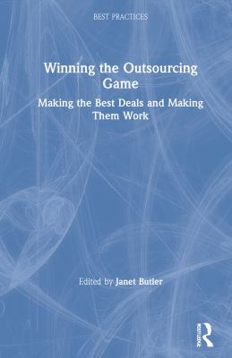 Winning the Outsourcing Game 9780849308758