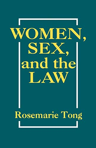 Women, Sex, and the Law 9780847672318