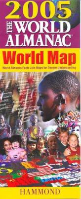 World Almanac 2005 World Slicker 9780843719918