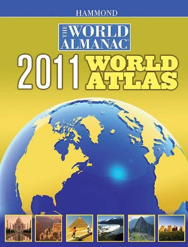 The World Almanac Notebook Atlas 9780843715262