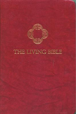 Young Reader's Living Bible-Red Imitation Leather-2381 9780842323819