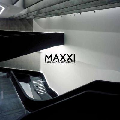 Maxxi: Zaha Hadid Architects: Museum of XXI Century Arts 9780847858002