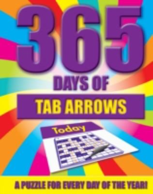 365 Days of Tab Arrows 9780857802484