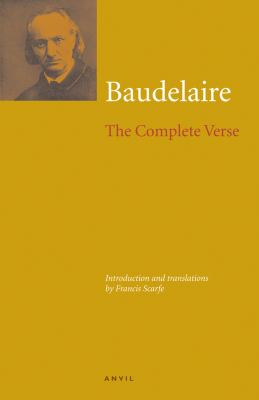 Charles Baudelaire: The Complete Verse 9780856464263