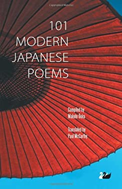 101 Modern Japanese Poems 9780857285584