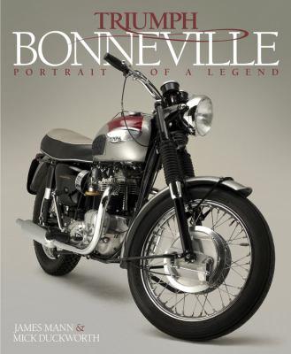 Triumph Bonneville: Portrait of a Legend 9780857330178