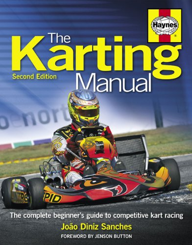 The Karting Manual: The Complete Beginner's Guide to Competitive Kart Racing 9780857330864