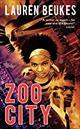Zoo City  by Lauren Beukes, 9780857660558