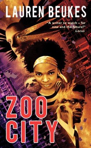 Zoo City 9780857662163
