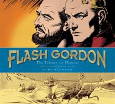Flash Gordon: The Tyrant of Mongo: The Complete Flash Gordon Library (Vol. 2) 9780857683793