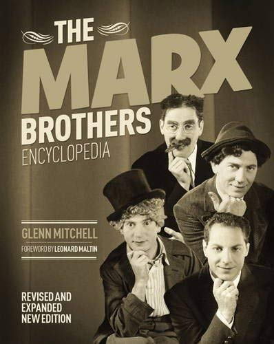 The Marx Brothers Encyclopedia 9780857687784