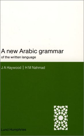 A New Arabic Grammar of the Written Language 9780853315858
