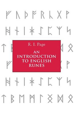 An Introduction to English Runes 9780851159461