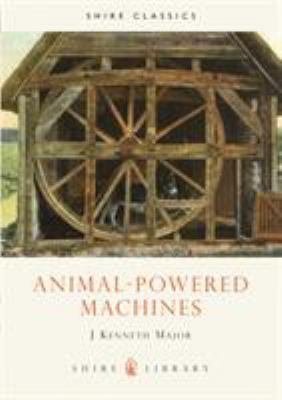 Animal-Powered Machines 9780852637104
