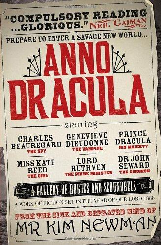 Anno Dracula 9780857680839
