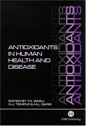 Antioxidants in Human Health and Disease 9780851993348