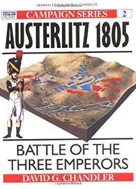 Austerlitz 1805 9780850459579