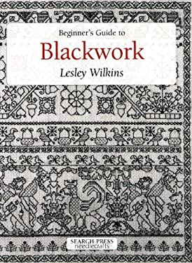 Beginner's Guide to Blackwork 9780855329372