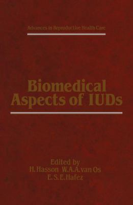 Biomedical Aspects of Intrauterine Devices 9780852008065