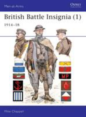 British Battle Insignia (1): 1914-18
