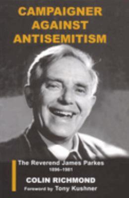 Campaigner Against Antisemitis 9780853035749