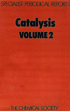 Catalysis: Volume 2 9780851865447