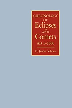 Chronology of Eclipses and Comets Ad 1-1000 9780851154060