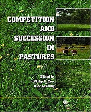 Competition and Succession in Pastures 9780851994413