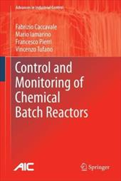 Control and Monitoring of Chemical Batch Reactors 11083971
