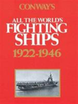 Conway's All the World's Fighting Ships, 1922-1946