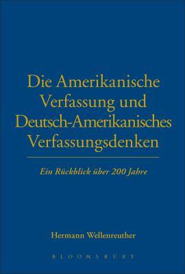 Die Amerikanische Verfasung 9780854967131