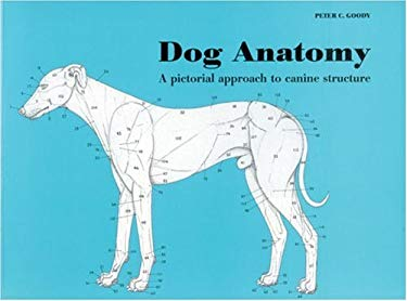 Dog Anatomy: A Pictorial Approach to Canine Structure 9780851316369