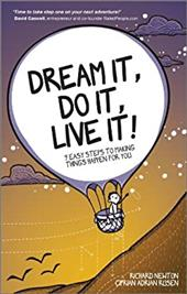 Dream It, Do It, Live It: Easy Steps to Making Stuff Happen for You sale off 2015