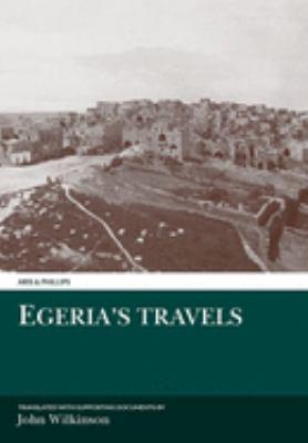 Egeria's Travels 9780856687105