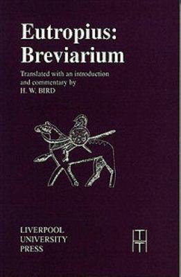 Eutropius: Breviarium 9780853232087